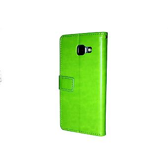 Samsung Galaxy A3 2016 wallet Case ID pocket + screen Protector