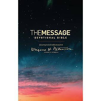 Message Devotional Bible - The by Eugene H. Peterson - 9781631468230