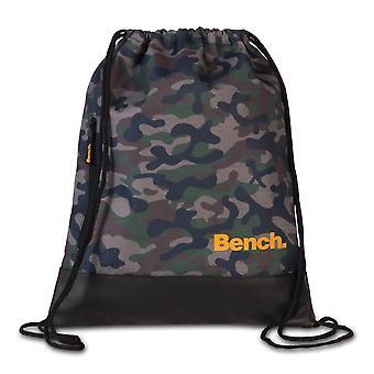 Bench Classic drawstring backpack 45 cm, green
