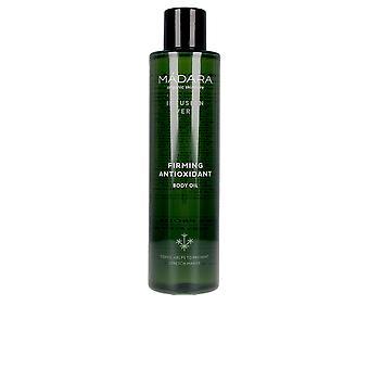Mádara Organic Skincare Infusion Vert Firming Antioxidant Body Oil 200 Ml For Women