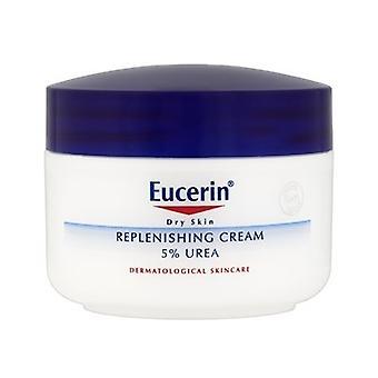 Eucerin Smoothing Creme 5% Urea plus Carnitine