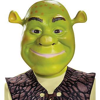 Maske til Shrek kostume