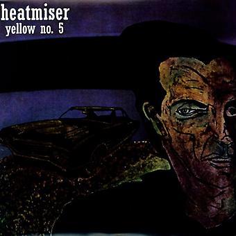 Heatmiser - Yellow No. 5 [Vinyl] USA import