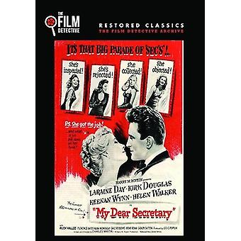 My Dear Secretary [DVD] USA import