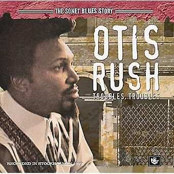 Otis Rush - Sonet Blues verhaal [CD] USA import