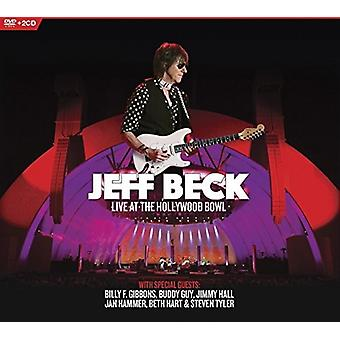 Jeff Beck - Live at the Hollywood Bowl [CD] USA import
