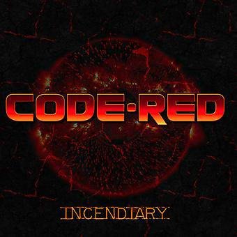 Code Red - Incendiary [CD] USA import