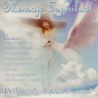 Mensaje Espiritual - Mensaje Espiritual [CD] USA import