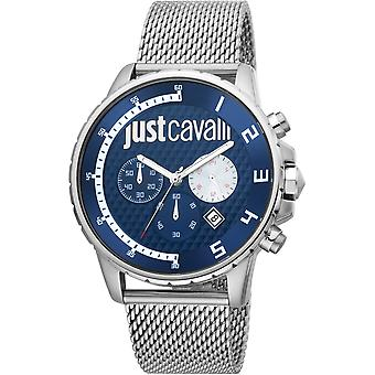 Just Cavalli Sport Watch JC1G063M0275 - Stainless Steel Gents Quartz Chronograph