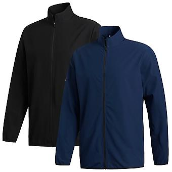 adidas Golf Mens 2020 Core Vento Completo Zip Stretch DWR Jacket