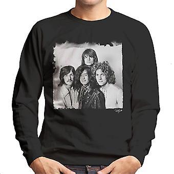 Led Zeppelin-yhtyeen ammuttiin London miesten svetaripaita