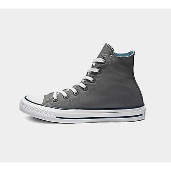 Converse Ctas Hi 162451C Cool Grey Womens Shoes Boots