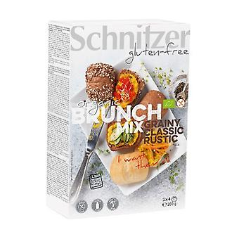 Gluten-free brunch Mix buns 200 g