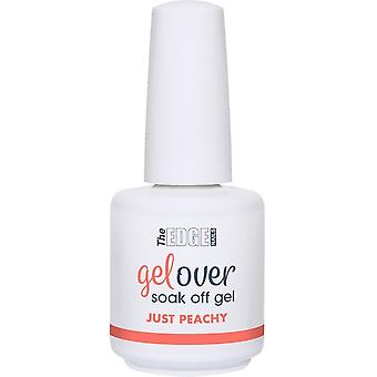 The Edge Nails Gelover 2019 Soak-Off Gel Polish Collection - Just Peachy 15ml (2003356)