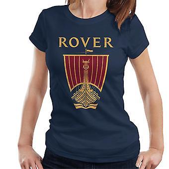 Rover Logo British Motor Heritage Women's T-Shirt