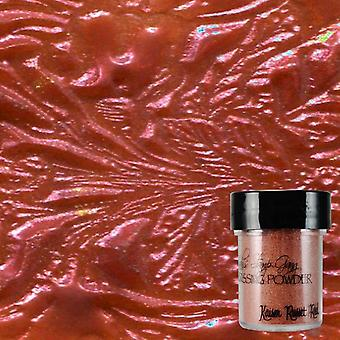 Lindy's Stamp Gang Kaiser Russet Red Embossing Powder