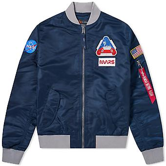 MA-1 LW Mission To Mars Bomber Jacket