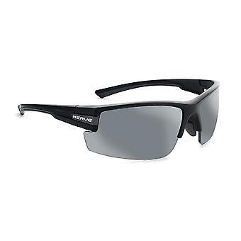 Maxxum polarized - smoke &  copper polarized semi-rimless sunglasses