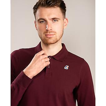 K-Way K-Way Rochel Stretch Mens Polo Shirt