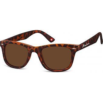 Solglasögon Unisex av SGB Brown Turtle (M42)