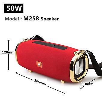 50W 4000mAh Bluetooth Speaker Outdoor Wireless Column - Soundbar