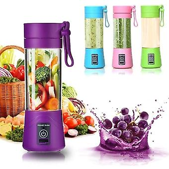 Mini USB charge Portable Fruit Juicer capacity for outdoor travel