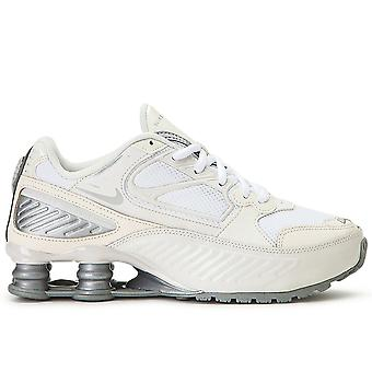 Nike Ezcr065006 Kvinnor's vita läder sneakers
