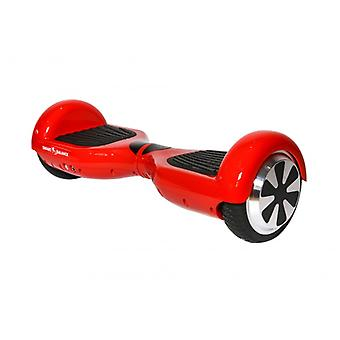 Smart Balance™ Hoverboard 6,5 cala, zwykły czerwony Acbk + Hoverseat