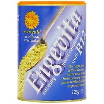 Engevita - Yeast Flakes With Added Vitamin B12 125G x 6