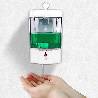 700ml Capacity Automatic Soap Dispenser,touchless Sensor Hand Sanitizer, Wall
