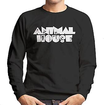 Animal House White Logo Men's Sweatshirt