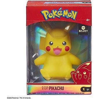 Pokemon 4 & Kanto Vinyl ábra - Pikachu