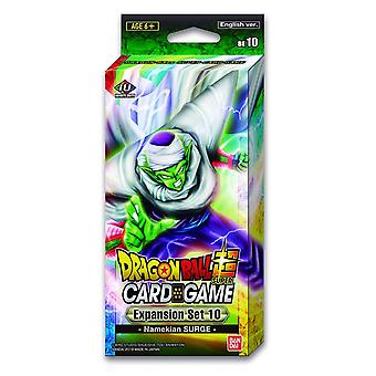 Dragon Ball Super CG Expansion Set - Namekian Surge BE010
