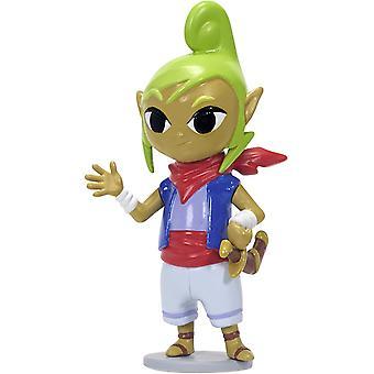"""Tetra (The Legend Of Zelda) World Of Nintendo 2.5"""" Action Figure"""
