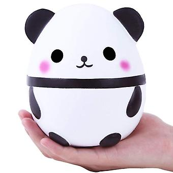 14cm Kawaii Panda Squishy Slow Rising Creative Animal Doll Soft Toys For Children-adults Funny Stress Reliever