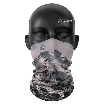 Rockies Colours Snood Face Mask Scarf Neckerchief Head Covering Tube Buff Cover
