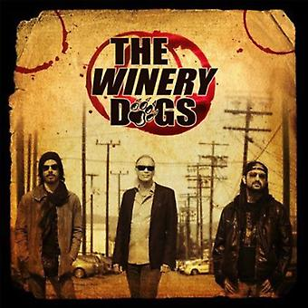 Importer des chiens Winery - Winery chiens [CD] é.-u.
