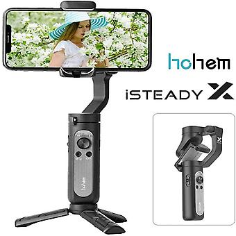3-axis Gimbal Stabilizer For Smartphone,0.5lbs Lightweight Foldable Phone