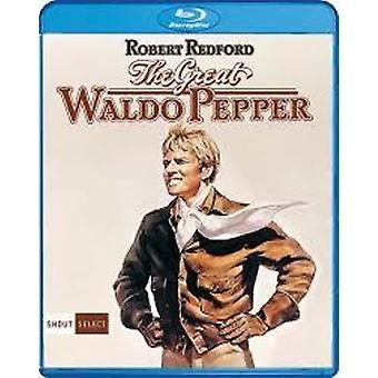 Great Waldo Pepper [Blu-ray] USA import