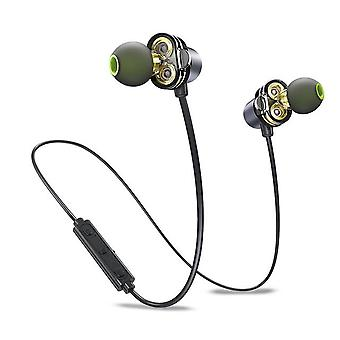 Awei X650BL bluetooth Dual Driver Magnetic In-ear Earphone