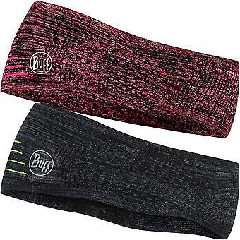 Buff Unisex Dryflx+ Fine Knit Respirable Warm Outdoor Randonnée Bandeau de marche