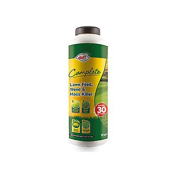 Doff Complete Lawn Feed Weed & Moss Killer 1kg F-LM-030-DOF-01
