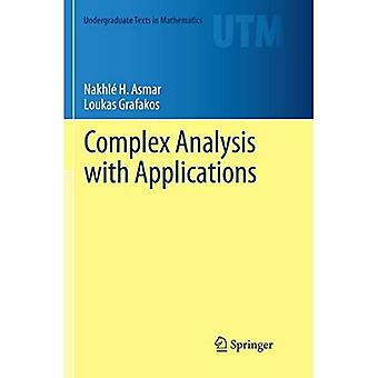 Complex Analysis with Applications