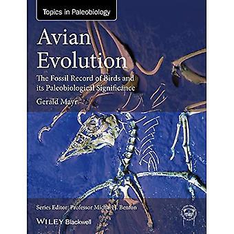 Aviær evolution