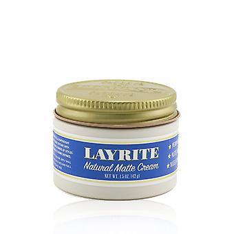Natural matte cream (medium hold, matte finish, water soluble) 245032 42g/1.5oz