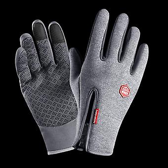 Wasserdichte Anti-Rutsch atmungsaktive Angelhandschuhe, Full Finger Durable Cycling