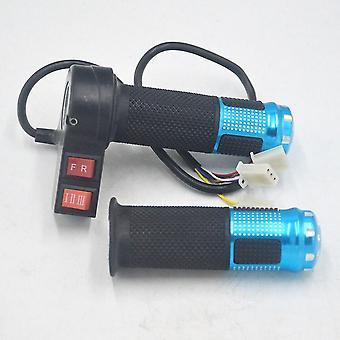 Manette des gaz de bicyclette électrique avec contrôleur à 3 vitesses