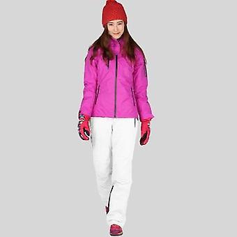 High-quality Ski Jacket +pants Snow Warm Waterproof, Windproof Snowboarding