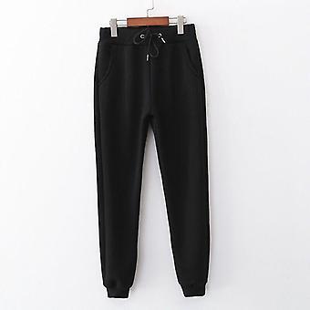 Pantalons chauds épaississement décontracté pour femmes d'hiver