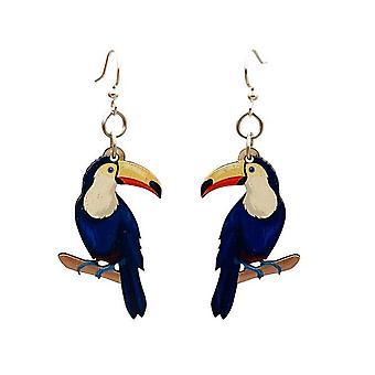 Toucan Earrings